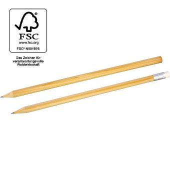 Eco Bleistift - FSC®-Holz natur