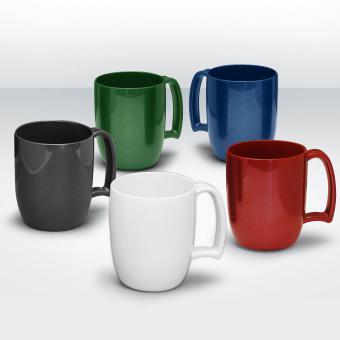 Öko Werbetasse: Kaffeebecher Classic