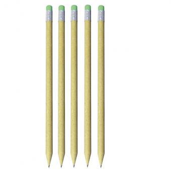 Recyclingpapier Bleistift grün