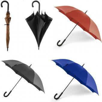 Regenschirm Griff + Stock aus Gummi