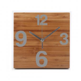 PENDULE Bambus - Uhr