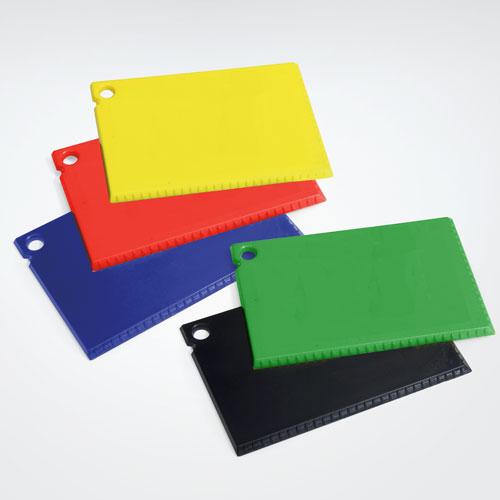 Eiskratzer Scheckkartenformat - recycelt