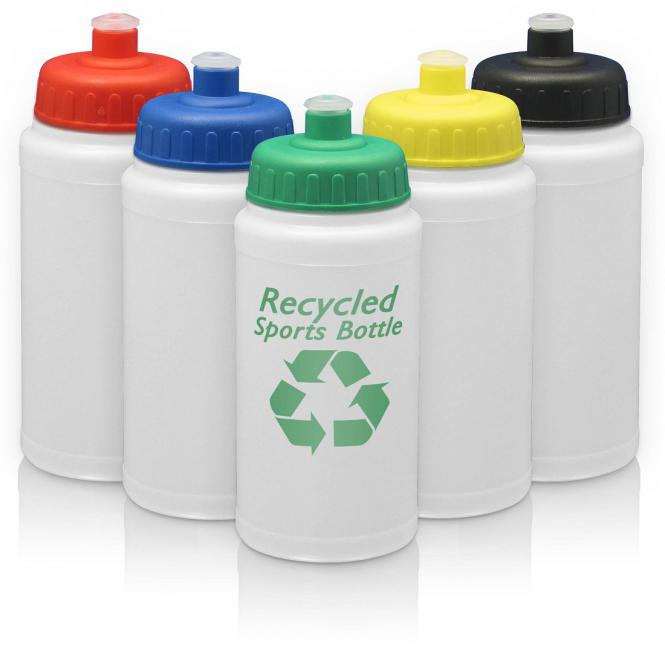 Recycling Sportflasche - 500 ml