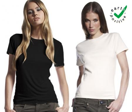 Bio T-Shirt Damen Earth Positive