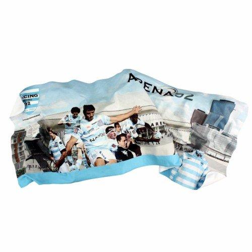 Polar Vlies Decke Sport (60x150 cm) Fotodruck