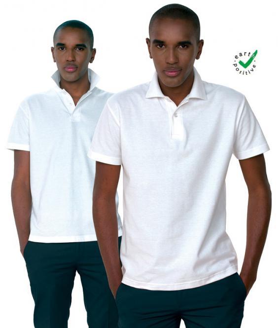 Polo Shirt Herren - Bio Baumwolle