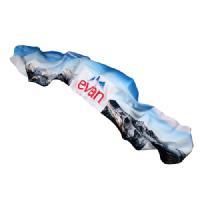 Polar Vlies Schal (30x160 cm) Fotodruck