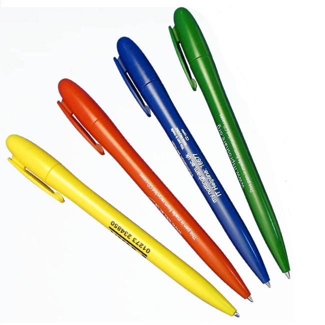 Realta farbiger Dreh-Kugelschreiber