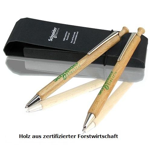 Albero Schreibset - FSC®-zertifiziertes Buchen-Holz
