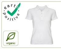 Polo Shirt Damen - Bio Baumwolle