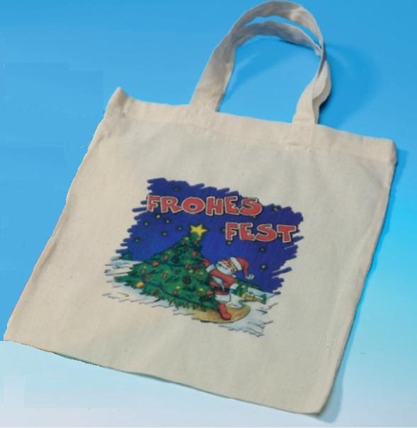 Kindertaschen mit Weihnachtsmotiv