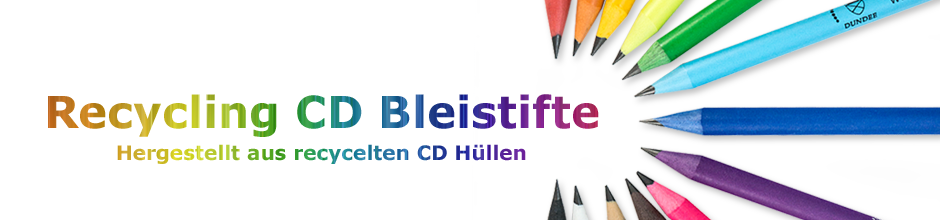 Header 2 CD Bleistifte